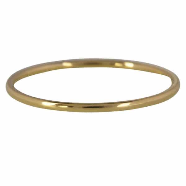 Made by Mila   Ring goud 'Basic Petite' - Charmin's 1