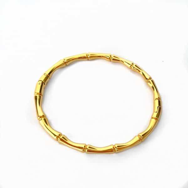 Made by Mila | Armband goud massief - ZAG Bijoux 1